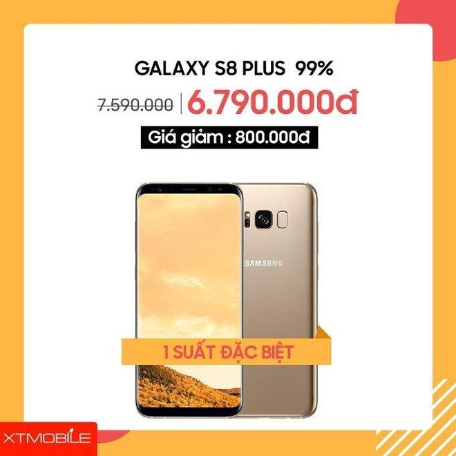 Galaxy Note 8, iPhone 6S Plus, Vsmart giam 1 trieu tai XTmobile hinh anh 4