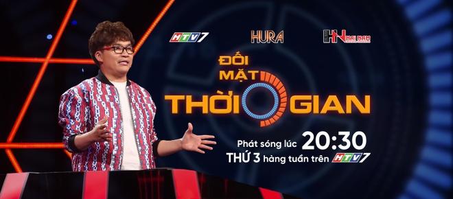 'Doi mat thoi gian' - game show khien nguoi choi do khoc do cuoi hinh anh 1