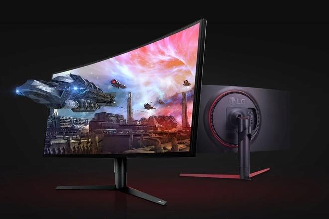 34GK950 mang đến trải nghiệm game HDR 4K.