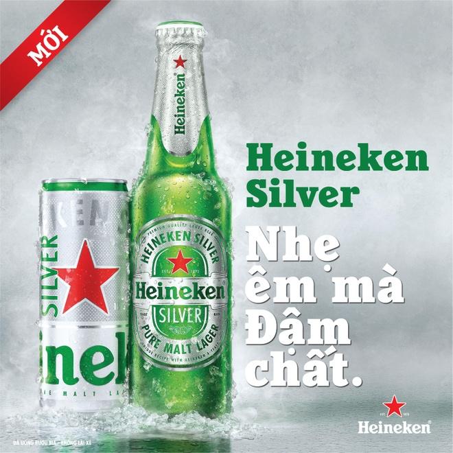 Heineken Silver - lua chon moi cho the he Millennials Viet hinh anh 1