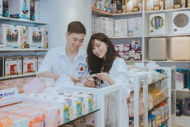 Shop me va be Suri Store chinh phuc khach hang bang tinh yeu hinh anh 7