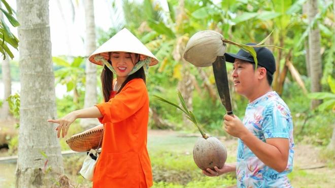 Truong Giang ru Quach Ngoc Tuyen vao bep nau ca lang hinh anh 5