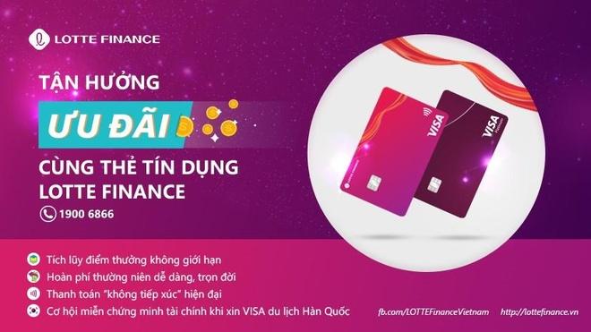 LotteFinance tang qua cho khach vay tieu dung hinh anh 2