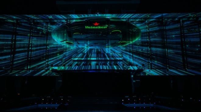 Heineken Silver ra mat an tuong tai Landmark 81 va Dinh Doc lap hinh anh 2