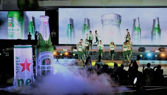 Heineken Silver ra mat an tuong tai Landmark 81 va Dinh Doc lap hinh anh 6