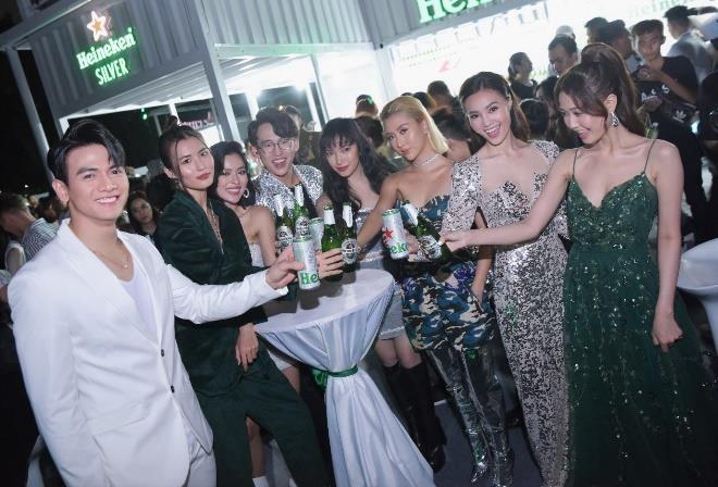 Heineken Silver ra mat an tuong tai Landmark 81 va Dinh Doc lap hinh anh 7