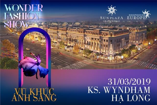 Sun Group to chuc dai tiec tri an khach hang Ha Long hinh anh 1
