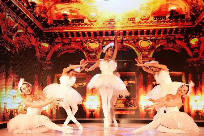 Wonder Fashion Show tai hien Paris hoa le tai Ha Long hinh anh 6