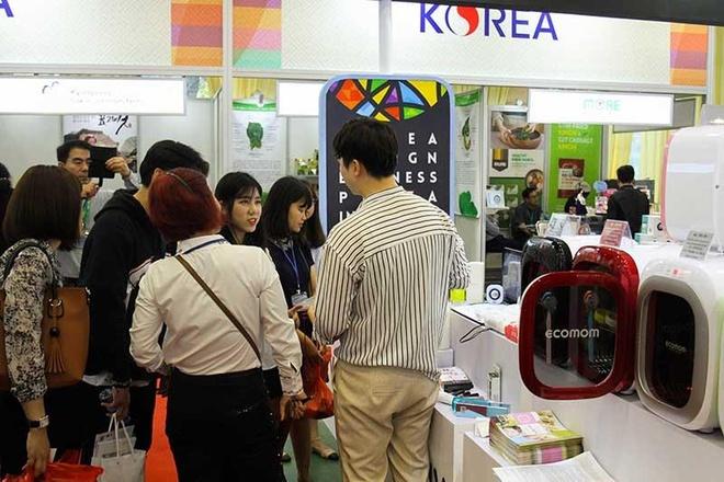 500 doanh nghiep co mat tai hoi cho Vietnam Expo hinh anh 3