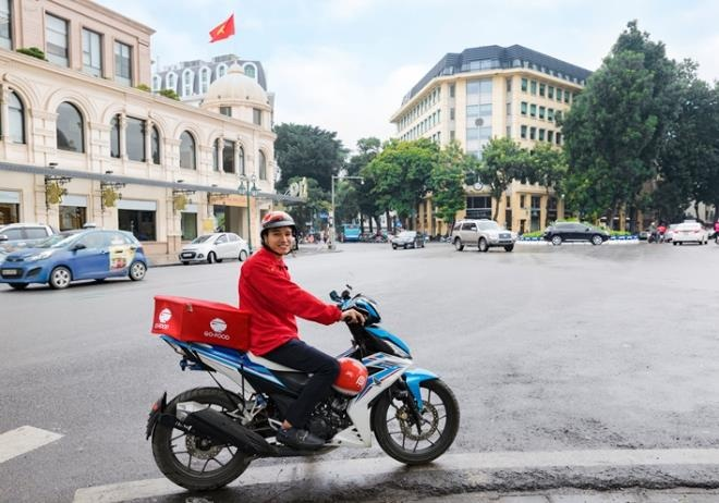 GoViet chinh thuc trien khai dich vu GoFood tai Ha Noi hinh anh 2