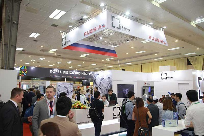 500 doanh nghiep co mat tai hoi cho Vietnam Expo hinh anh 1