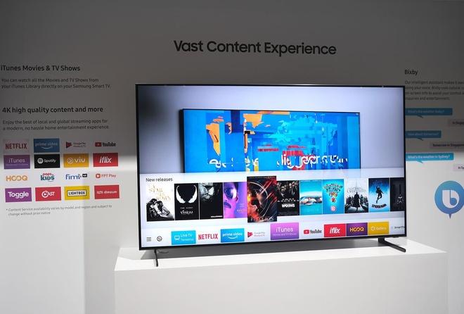 Chiec TV 8K lon nhat the gioi - tham vong pha vo khuon kho cua Samsung hinh anh 2