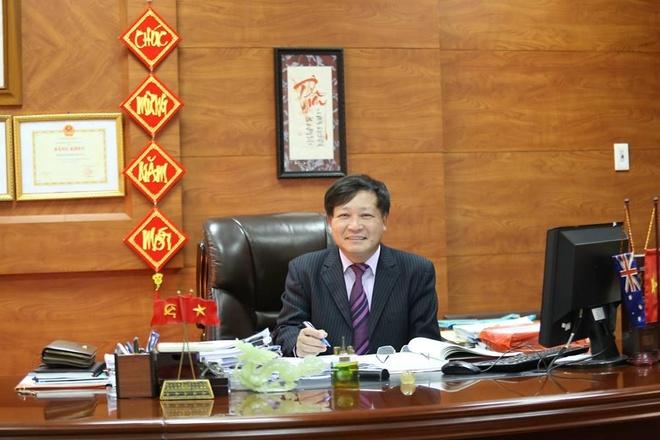 DH Dai Nam thay doi logo, phat dong cuoc thi sang tac slogan hinh anh 3