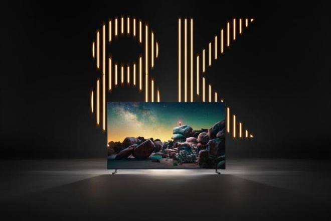 5 diem nhan dang chu y tai su kien ra mat Samsung TV QLED 8K hinh anh