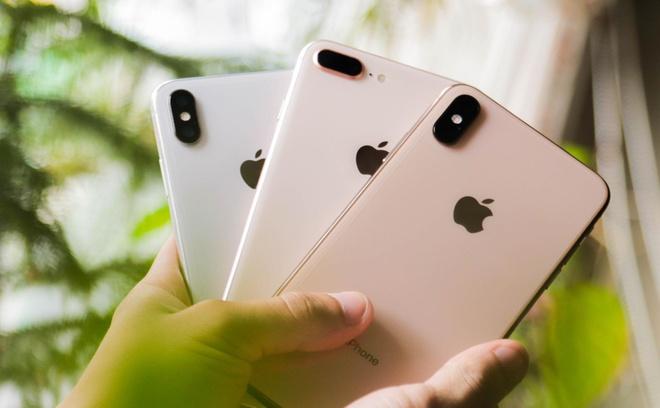 Co hoi trung vang khi doi may cu sang iPhone 8 Plus, X, XS Max hinh anh 1