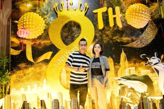 Thu Trang cung khan gia an mung 'Chi Muoi Ba' thang lon ve doanh thu hinh anh 1