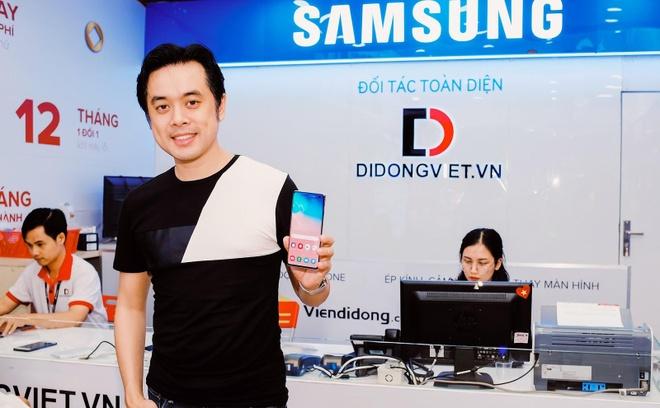 Galaxy S8, S8 Plus, Note 8 gia tu 6 trieu dong tai Di Dong Viet hinh anh 1