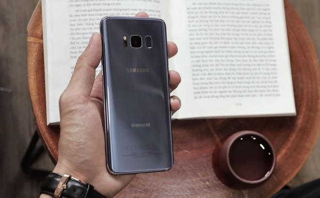 Galaxy S8, S8 Plus, Note 8 gia tu 6 trieu dong tai Di Dong Viet hinh anh 2