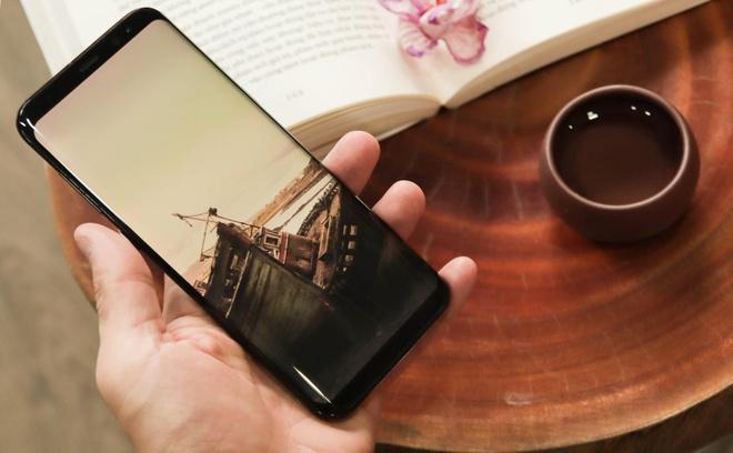 Galaxy S8, S8 Plus, Note 8 gia tu 6 trieu dong tai Di Dong Viet hinh anh 3