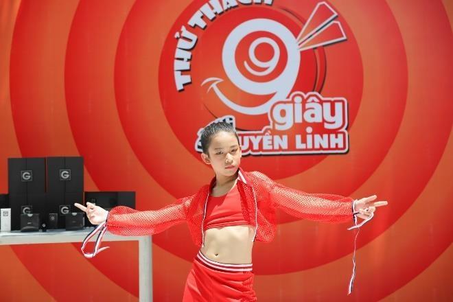 Hanie Han chinh phuc Quyen Linh voi thu thach 99 giay hinh anh 3