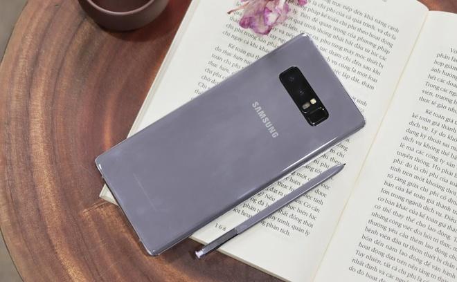 Galaxy S8, S8 Plus, Note 8 gia tu 6 trieu dong tai Di Dong Viet hinh anh 4