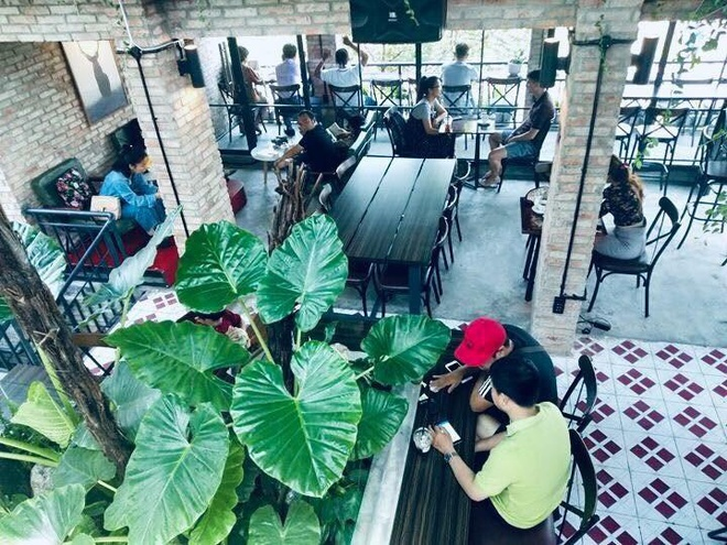 Khong gian check-in an tuong tai Cafe 69 hinh anh 4