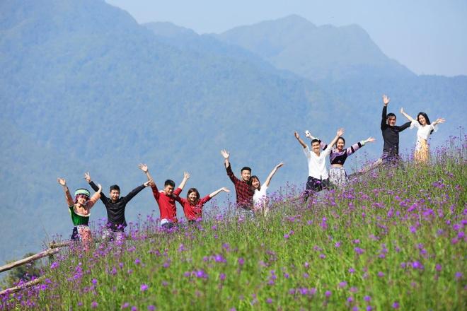 Kham pha vuong quoc hoa do quyen tai Fansipan hinh anh 6