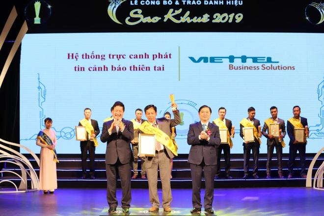 12 san pham cua Viettel duoc vinh danh tai le trao giai Sao Khue hinh anh 3