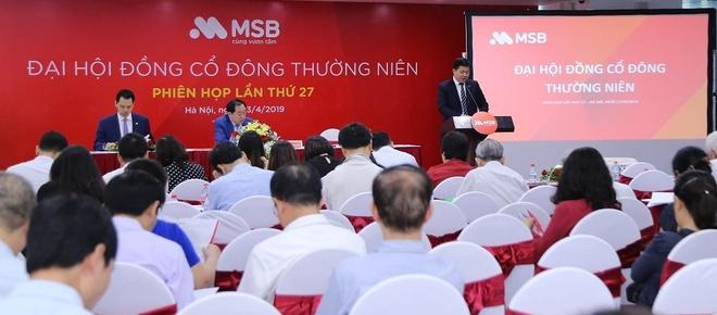 Loi nhuan truoc thue MSB dat tren 1.000 ty dong, dat muc tieu tang 77% hinh anh 2