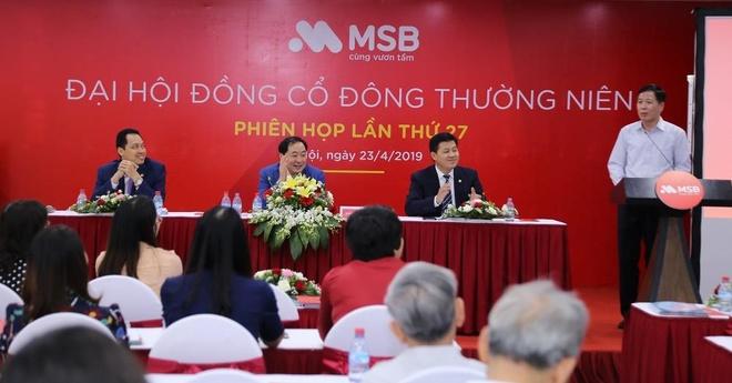 Loi nhuan truoc thue MSB dat tren 1.000 ty dong, dat muc tieu tang 77% hinh anh 1