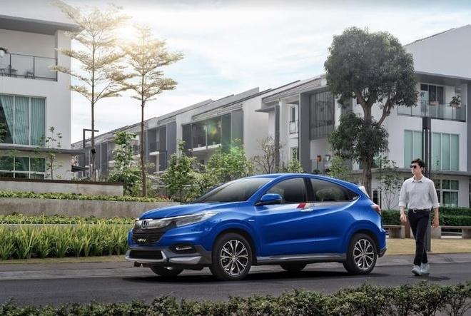 Honda Viet Nam gioi thieu bo phu kien the thao Mugen cho Honda HR-V hinh anh 2