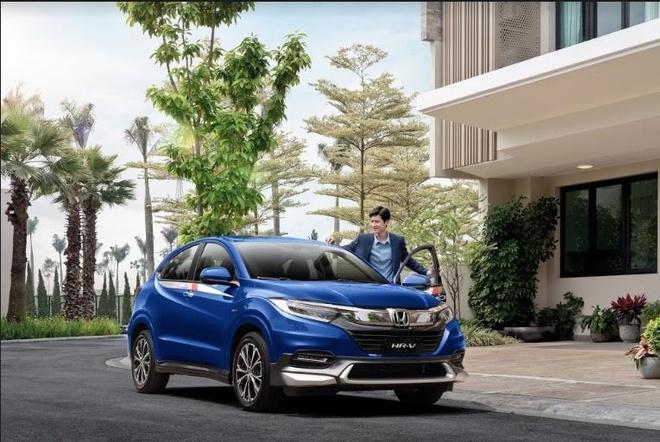 Honda Viet Nam gioi thieu bo phu kien the thao Mugen cho Honda HR-V hinh anh 3