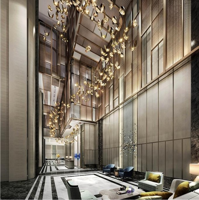 Co gi ben trong khach san 'dinh cao' Vinpearl Luxury Landmark 81? hinh anh 4