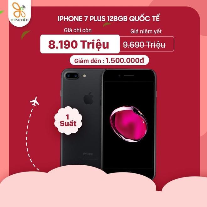 Galaxy Note 9, iPhone 7 Plus giam den 3,7 trieu tai XTmobile hinh anh 3