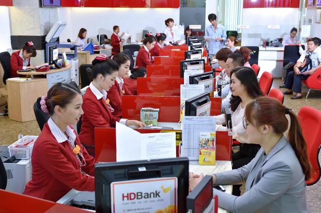 Loi nhuan HDBank vuot 1.100 ty dong trong quy I hinh anh 1