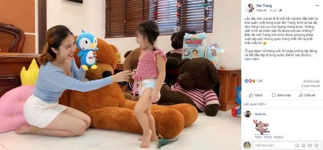 Van Trang: 'Me thong thai se chon duoc nhung dieu tot nhat cho con' hinh anh 1