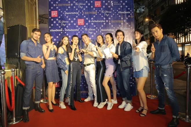 V-SixtyFour ra mat BST he 2019 voi chat lieu denim chu dao hinh anh 1