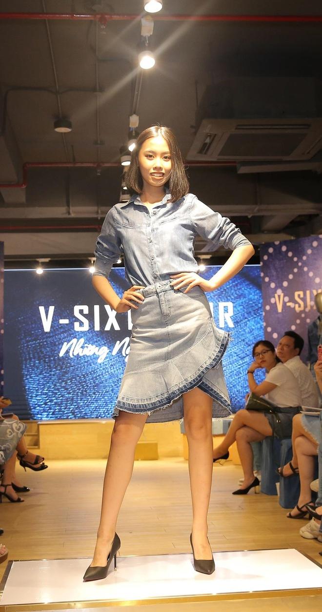 V-SixtyFour ra mat BST he 2019 voi chat lieu denim chu dao hinh anh 4