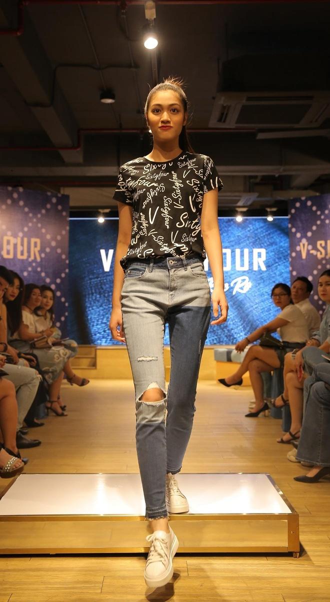 V-SixtyFour ra mat BST he 2019 voi chat lieu denim chu dao hinh anh 7
