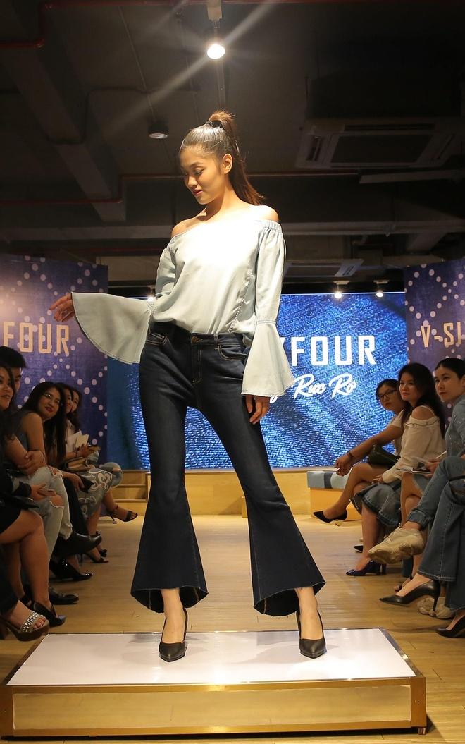 V-SixtyFour ra mat BST he 2019 voi chat lieu denim chu dao hinh anh 8