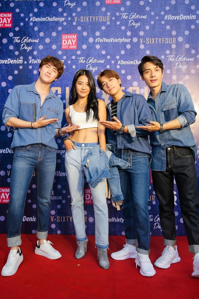 V-SixtyFour ra mat BST he 2019 voi chat lieu denim chu dao hinh anh 11