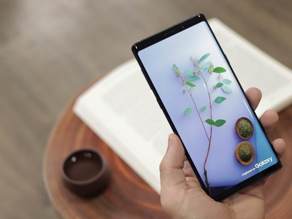 Samsung Galaxy Note 9 giam 8 trieu dong tai Di Dong Viet hinh anh 2