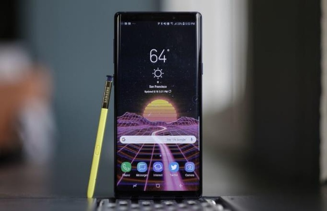 Samsung Galaxy Note 9 giam 8 trieu dong tai Di Dong Viet hinh anh 3