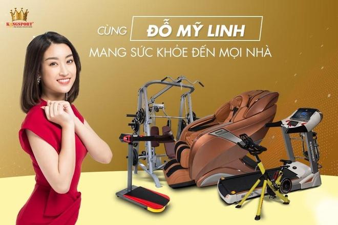 Do My Linh chinh thuc lam dai su thuong hieu cho Tap doan Kingsport hinh anh 3
