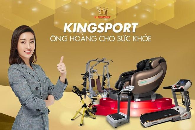 Do My Linh chinh thuc lam dai su thuong hieu cho Tap doan Kingsport hinh anh 4