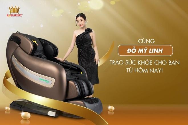 Do My Linh chinh thuc lam dai su thuong hieu cho Tap doan Kingsport hinh anh 5