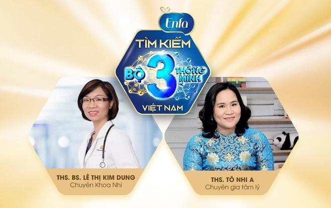 Top 5 dau tien vao chung ket 'Tim kiem bo 3 thong minh Viet Nam' hinh anh 3