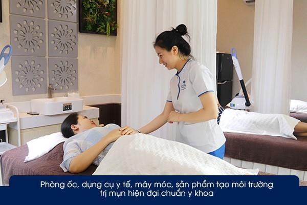 Dr. Hue - dia chi dieu tri mun uy tin theo tieu chuan y khoa hinh anh 4