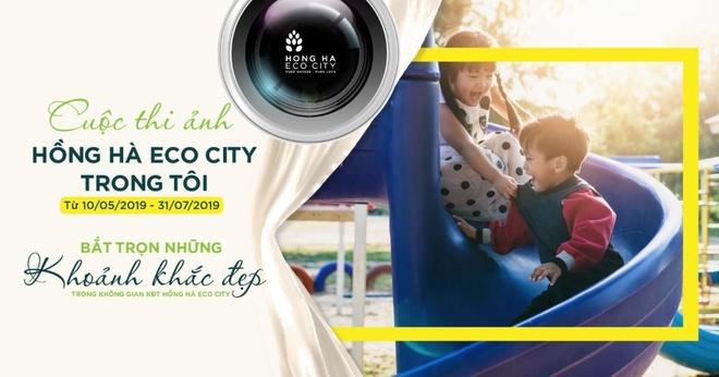 Cuoc thi anh 'Hong Ha Eco City trong toi' chinh thuc khoi dong hinh anh 3