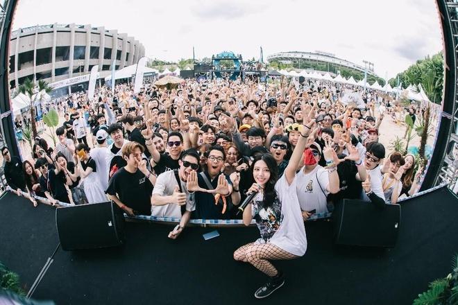 DJ Makj tro lai VN trong su kien khoi dong Ultra Korea 2019 hinh anh 5